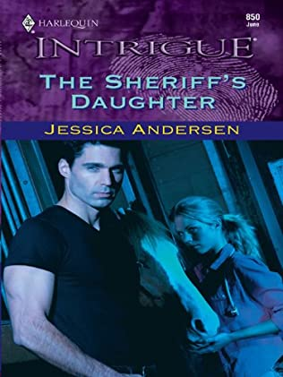 book cover of The Sheriff\'s Daughter