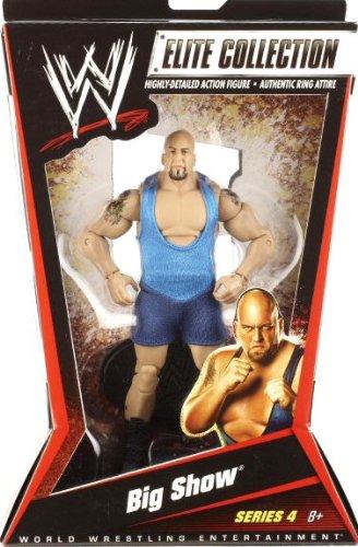 WWE Elite Collection Big Show Figure Series #4