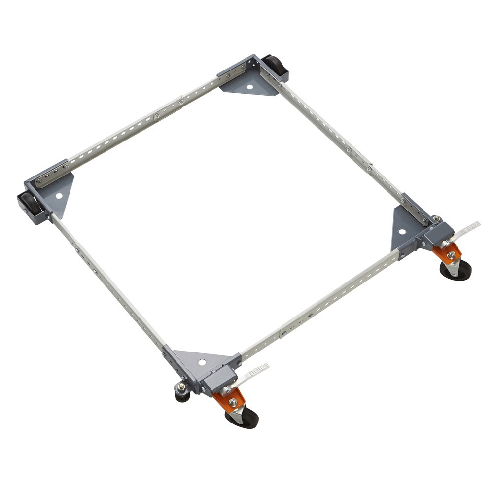 Adjustable Universal Mobile Base Portamate PM-1000. Move Your Heavy Tools and Equipment around Your Shop with Ease and Stability. HTC PM1000