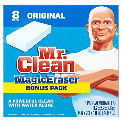 Mr Clean Magic Eraser Cleaning Pads 8 Count Box Buy