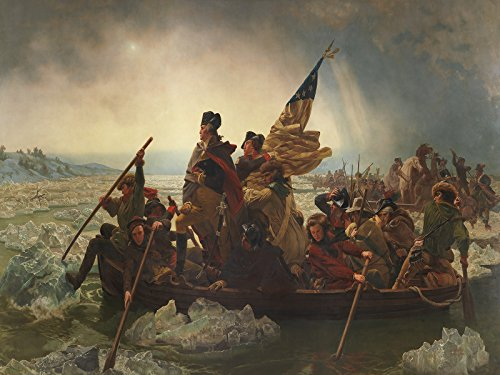 George Washington Poster American Revolution Art George Wash