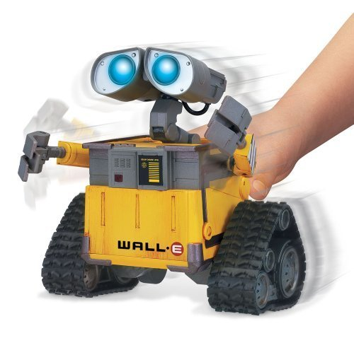 Wall-E Wally interaction Wally InterAction Talking Wall-E [parallel import]