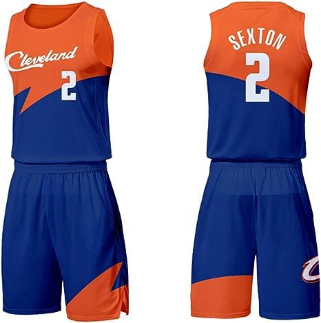 SHPP No. 2 Shorts de Jersey Urbano de Cleveland Cavaliers ...