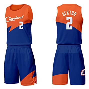 Cleveland Cavaliers Collin Sexton # 2 City Edition Jersey Shorts ...