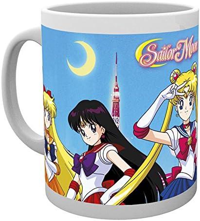 GB Eye LTD, Sailor Moon, Grupo, Taza: Amazon.es: Hogar