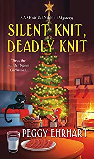 Book Cover: Silent Knit, Deadly Knit