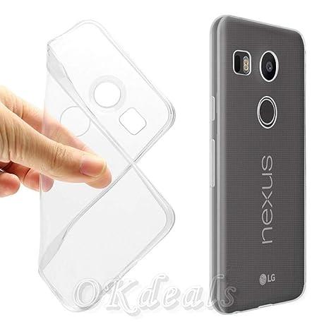 learol LG Nexus - Carcasa de Silicona para Nexus 5X ...