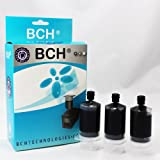 BCH® Premium Universal Black Ink Cartridge Refill Kit for HP, CAN0N, Epson, Lexmark, Brother, and Dell