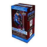 2016-17 Upper Deck Hockey Series 2 Trading Cards Blaster Box -12 Packs