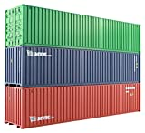 Qingdao cultural materials 1 / 32 heavy freight series SP 40Feet maritime container plastic