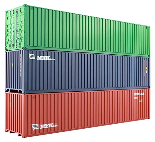 Qingdao cultural materials 1 / 32 heavy freight series SP 40Feet maritime container plastic by Aoshima Bunka kyozai