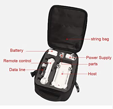Für Xiaomi Fimi X8 Se Rc Quadcopter Tragetasche Aufbewahrungskoffer Handtasche