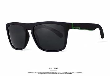 Kdeam - Gafas de sol polarizadas para hombre, estilo deportivo