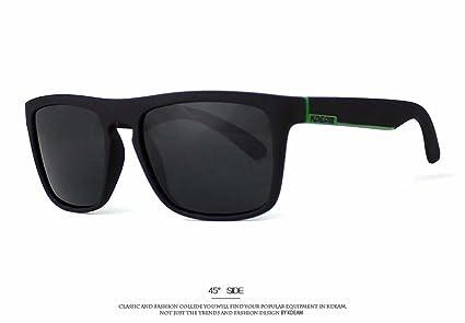 Kdeam - Gafas de sol polarizadas para hombre, estilo deportivo, 5
