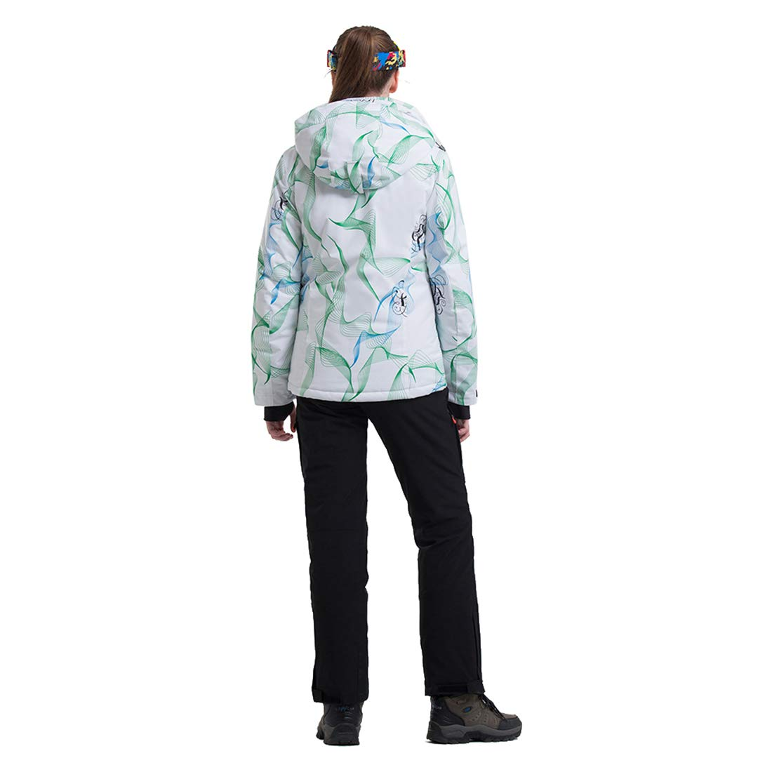 LINDANIG Giacca Giacca Giacca da Sci da Snowboard Traspirante Impermeabile da Donna (Coloree   Coloree, Dimensione   XXL)B07K2Y9YSJXXL bianca | Di Alta Qualità  | Speciale Offerta  | Up-to-date Styling  | Di Nuovi Prodotti 2019  24643e
