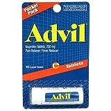 ADVIL TABLETS 10CT