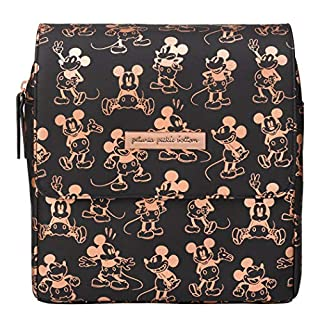 Mini Boxy Backpack - Metallic Mickey Mouse