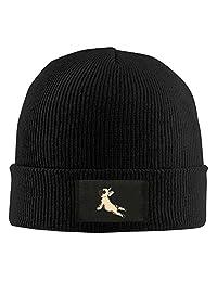 Woolwear French Bulldog Yoga1 Extreme Warm Wool Hat Fashion Design Pattern