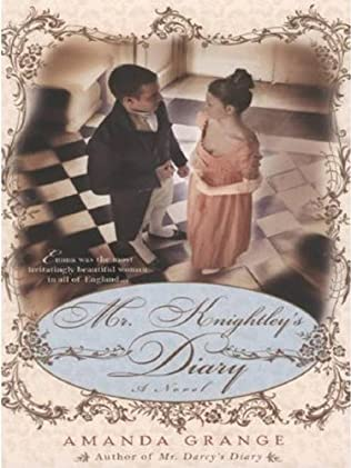 book cover of Mr Knightley\'s Diary