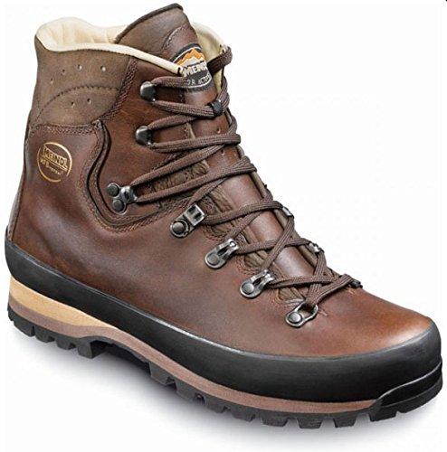 Meindl Zapatos Tasmania MFS Men-Color Marrón Oscuro 43 1/3