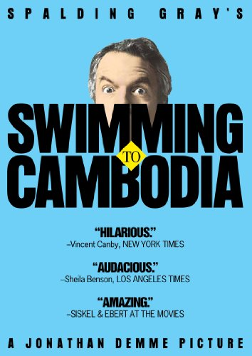 Swimming To Cambodia - Factory Swimming