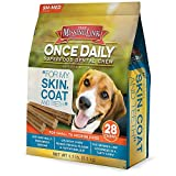 Missing Link Skin/Coat Dental Chews Small Dog 28ct