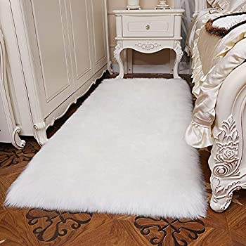 Amazon Com Noahas Luxury Fluffy Rugs Bedroom Furry Carpet
