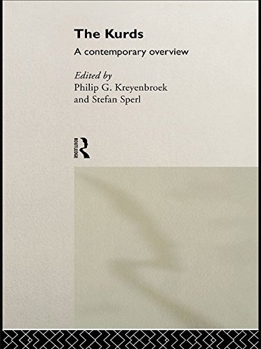 The Kurds: A Contemporary Overview (SOAS/Routledge Studies on the Middle East)