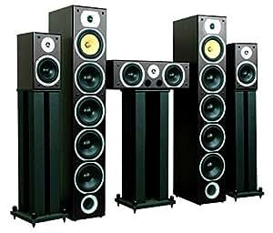 Sistema altavoces home cinema Beng V9B. 5 canales, 1240W max