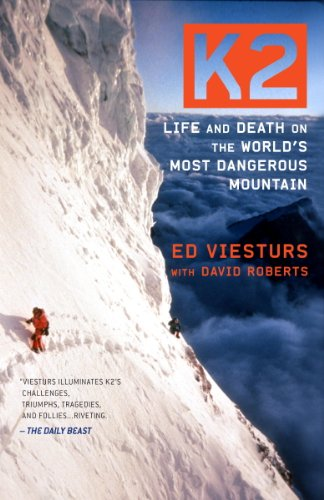 K2: Life and Death on the World's Most Dangerous Mountain by [Viesturs, Ed, Roberts, David]