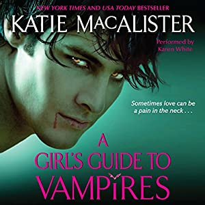 A Girl's Guide to Vampires Hörbuch