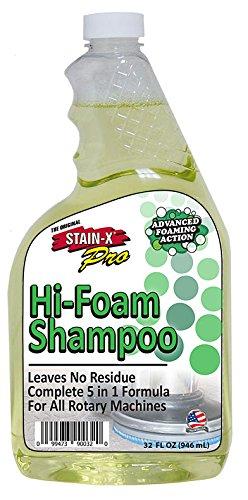 STAIN-X PRO Hi-Foam Carpet Shampoo - 32 oz (93206)