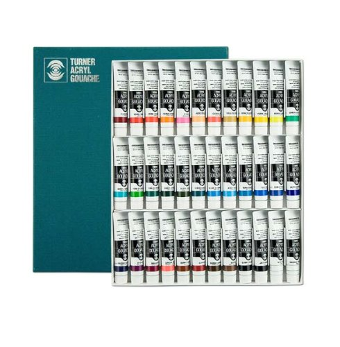 turner-acryl-gouache-set-of-36-20-ml-tubes