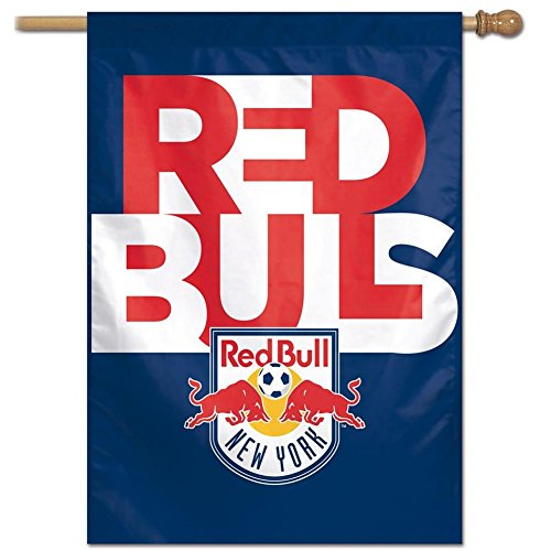 fan products of SOCCER New York Red Bulls Vertical Flag, 27