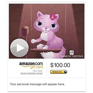 Amazon Gift Card - E-mail - Sexy Birthday Singing Telegram (Animated) [American Greetings] (B00BWDH1YC) | Amazon price tracker / tracking, Amazon price history charts, Amazon price watches, Amazon price drop alerts