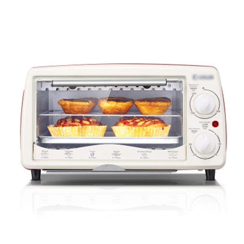 ZCYX ミニオーブンベーキングオーブン多機能自動ミニ高速暖房家庭用ドミトリーオーブンハイパワー電気オーブン -7487 オーブン B07RT62B9C