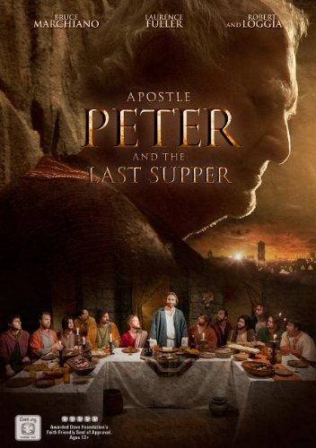 Apostle Peter & The Last Supper [Blu-ray]