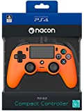 PS4 OFFICIAL CONTROLLER ORANGE