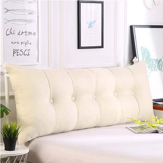 GYWY - Cojín tapizado para sofá o Cama, cojín para Respaldo ...