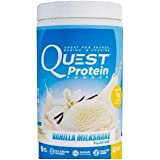 Quest Nutrition Protein Powder Milkshake, Vanilla, 16 Ounce