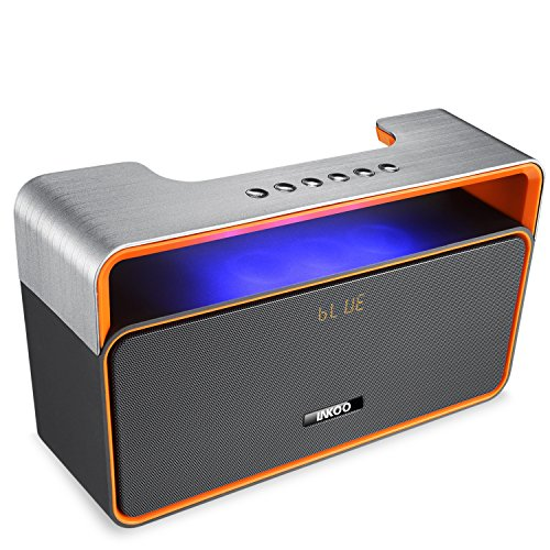 AMERTEER Wireless Bluetooth Poratable Subwoofer