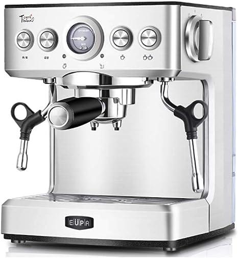 RUIXFCA Cafetera automática, Auto-Limpieza, Sistema Cappuccino ...