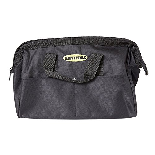 Review Smittybilt 2726-01 Black Winch Accessory Bag with Smittybilt Logo