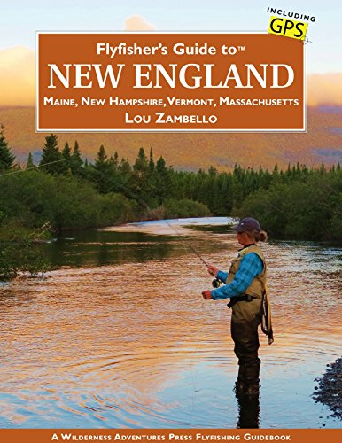 Flyfisher's Guide to New England ()