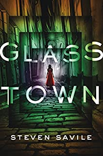 Book Cover: Glass Town