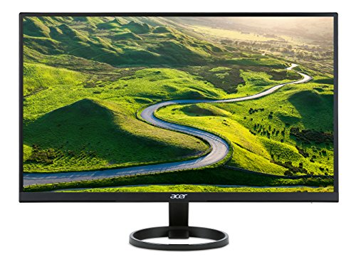Acer R271bmid 27 Inch FHD Monitor, Black (IPS Panel, 4 ms, ZeroFrame, HDMI,...
