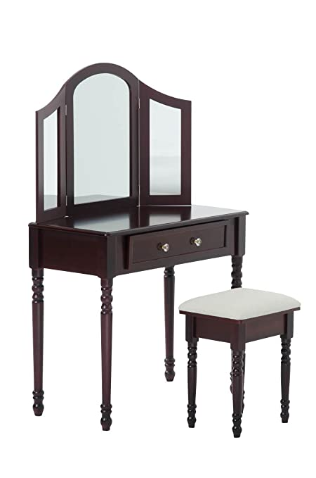 the latest ce318 5192f CLP Colonial Style Romantic Lexi Dressing Table with Mirror ...