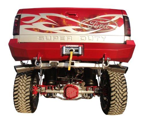 road armor rear bumper ford - 2