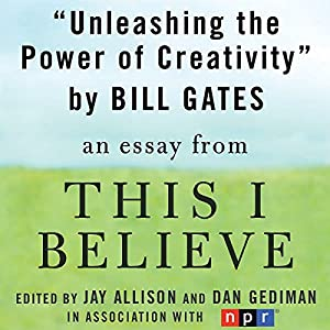 Unleashing the Power of Creativity Audiobook