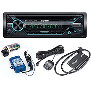 sony mex n5200bt cd receiver with bluetooth. Black Bedroom Furniture Sets. Home Design Ideas